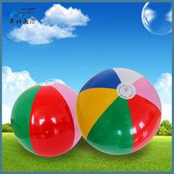 Comercio al por mayor de plástico personalizada bolsa inflable de pelota de playa