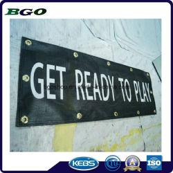1000x1000 18X9 270g valla exterior de malla de PVC anuncio banner de publicidad de la impresión digital