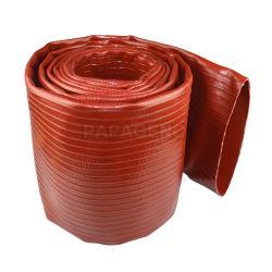"""3/4""""-16"""" Résistance à la traction souple de l'eau convoyage à plat flexible/tube/flexible PVC à plat"""