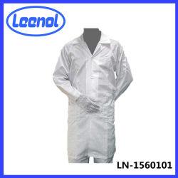 A ESD tecido antiestático poliéster malha condutora para vestuário de luvas de ESD