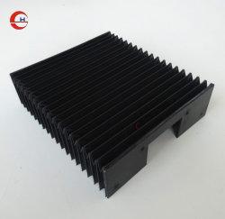 rail de guidage linéaire de protection en nylon souple ci-dessous couvre