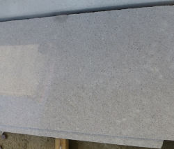 Weiße Perlen-weißer GranitCountertop