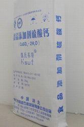 カルシウム硫酸塩(食品添加物)の/Calciumの硫酸塩