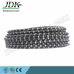 11,5мм Обрезиненные Diamond провод пила для камня карьер укрепления конкретных резки