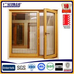 Окно /Energy Casement системы Италии алюминиевое сохраняя окно в высоком качестве