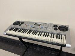 فضة لوح [وهولسل بريس] 61 مفاتيح بيانو [إلكترونيك ورغن] لوحة مفاتيح
