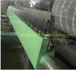 Papiermaschine HDPE Kohlenstoff-Faser-Plastik-Doktor Schaufel