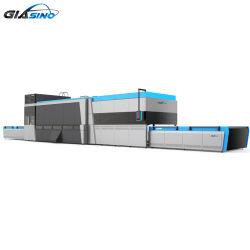 درجة حرارة الزجاج المسطح للحصول على استخدام الزجاج المسطح في درجة حرارة المعالجة الهندسية الحرارة الحراجية Furnace ماكينة زجاجية مقسّى