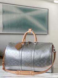 Réplica Diseñador de lujo L Monograma Vernis Bolsa de viaje
