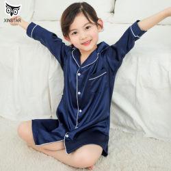 A lingerie sexy mulheres Sleepwear Satin Pijamas Cami Curtos Definir roupa de dormir