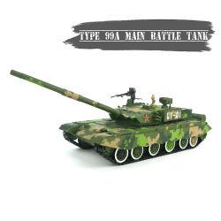 고품질 99A 가늠자 1:16 군 육군 탱크 모형 전기 RC 탱크