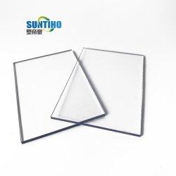 Lucernario de policarbonato ondulado de color blanco Solid Hoja 10 años de garantía