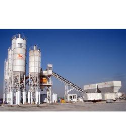 Venta caliente mezcla Truemax mecanismos concretos el CBP180s (HZS180 portátil inmóvil de hormigón de la planta mezcladora de cemento de proceso por lotes para la construcción de carreteras