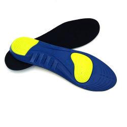Confortáveis respirável Customed Soft Color PU memory foam Soft palmilhas