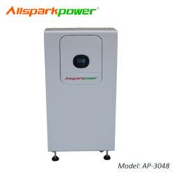 3kw à cycle profond 4.8Kwh du système de batterie de l'énergie solaire pour la maison de stockage de stockage