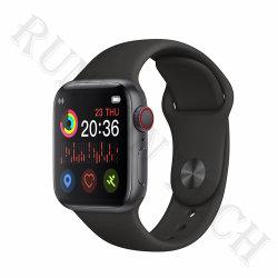 X6 Serie 5 Android-IOS-Telefon-Aufruf-Sport-Puls Iwo intelligente Uhr