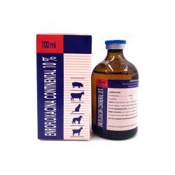 동물용 Enrofloxacin Injection Veterinary Medicine with Animal용 100mL를 사용합니다 좋은 품질