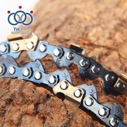 Cadena de la sierra de cadena de proveedores China revestimiento de titanio para la nueva cadena motosierra Stihl