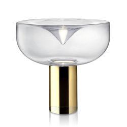 ホテルランプ現代表ライトのための最上質のガラス装飾のホーム照明