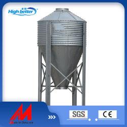 المنتجات عالية الجودة بيع المنتجات الساخنة مجلفنة آلات تغذية الصلب تغذية التخزين سيلو سيلو تغذية السيليكون