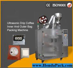 Café de alta velocidad automática Máquina de embalaje