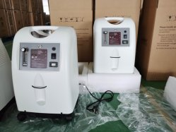 Medizinische Instrumente High Purity Hospital Homecare 5L 10L Tragbarer Sauerstoff Generator Sauerstoffkonzentrator mit Vernebler CE FDA