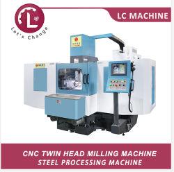 A Alta Corte Lados Force-Six Machine-Milling de moagem de superfície em vez da Moagem de OEM de moagem de coluna dupla Machine-Ultra CNC-Sistema Precision-Fanuc