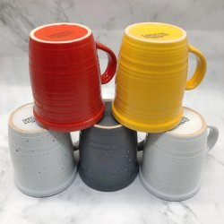 Mate de color sólido Glaze taza de té plato de fruta Bol de arroz Para la cena, utilice la taza de café con utensilios