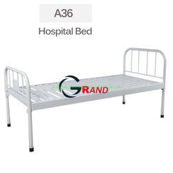 Hospiatl 의학 장비를 위한 우수한 Non-Slip와 공기 침투성 스테인리스 침대 곁 편평한 침대