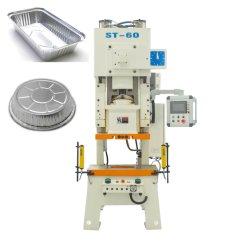 ماكينة ميكانيكية معدنية القدرة الصحافة آلة ألومنيوم ورقة الحاوية سعر ماكينة