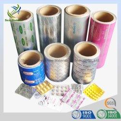 20 ミクロン製薬パッケージ PTP アルミニウムフォイル、ブリスターパック用