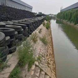La ligne de production de recyclage des pneus de recyclage de pneus en caoutchouc