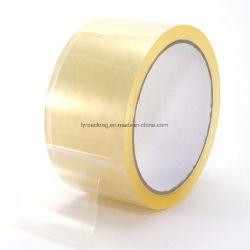 중국 공장 OPP 투명 Bopp 스티키 배송 상자 패키지 투명 Bopp 테이프/접착 테이프