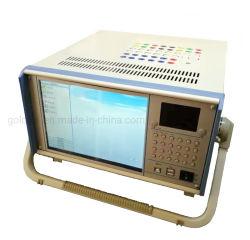 Relé de Proteção de três fases do Dispositivo de Teste (Injector Secundário)