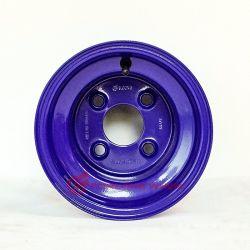 Marca Forlong Roda Quad Aro de Aço 9.00X8 montados pneus de dimensão 22x11-8 para ATV REBOQUE