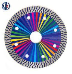 Forma y estilo nuevo mosaico de la cortadora de super delgada/Cerámica/Porcelana/hoja de sierra de granito