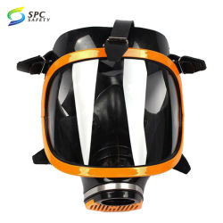 ゴム製再使用可能なAnti-Gasマスクの安全産業労働者の煙マスク