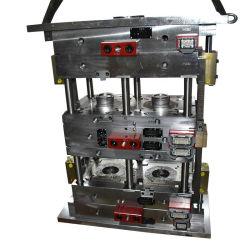 Molde Stack de precisão T1 bem sucedidos, 9 Semanas desde a concepção até a entrega, 8 ano Ferramenta China Maker para fabricantes alemães