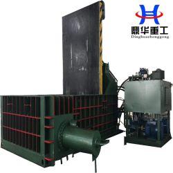 油圧金属の梱包機のスクラップの鋼鉄鉄の銅のアルミニウム梱包機械