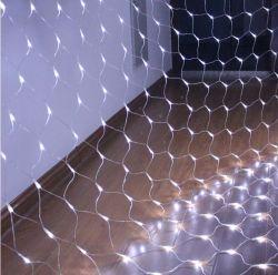 IP65 防水 LED クリスマスネットライト、家庭用ガーデンデコレーション用