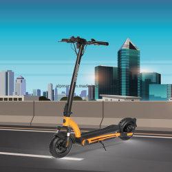 350 W 10 inch 36V waterdicht, groot bereik, 30 km, 40 km hoog Hoogwaardige, opvouwbare elektrische scooter met Smart Balance voor twee wielen