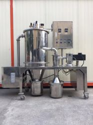 Qld100 Tipo de lecho fluidizado Molino de Chorro de la unidad se utilizan en el Laboratorio/Clasificación de rotor