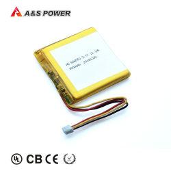 UL1642 portátil aparato médico Pilas Recargables 606060 3000mAh Batería de litio 3,7V
