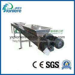 Ingredientes Industrial transportista tornillo helicoidal de la tolva de cargador de cinta transportadora Paim
