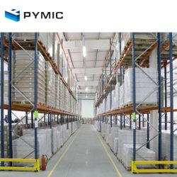 Ajuste de alta calidad de servicio pesado de acero de almacenamiento en estanterías de almacén