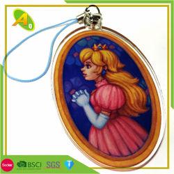 De ingestemde met Ketting van de Foto van de Prinses van de Douane van het Kristal Acryl Zeer belangrijke (020)