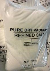 Grau alimentício de cloreto de sódio a 99%
