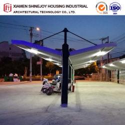 Сегменте панельного домостроения стали Structurecar гараж / Парковка