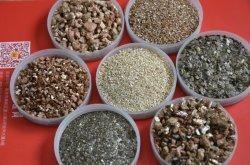 L'exportation de haute qualité de l'engrais de la vermiculite Expaned Golden et argenté