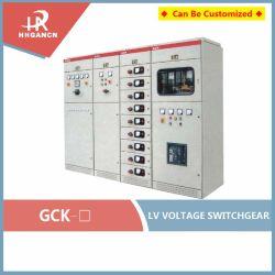 Gckシリーズ金属の低い電力の配電箱または電圧スイッチキャビネット